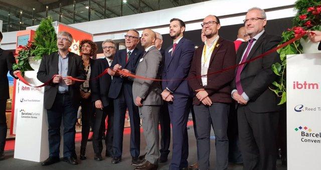 Inauguración del IBTM World