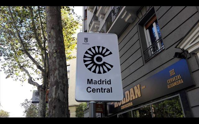Madrid Central tendrá estudios de ruido, tráfico o impacto en sectores