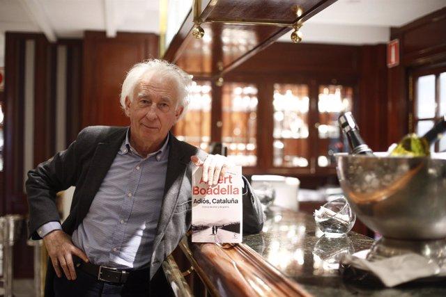 """El escritor Albert Boadella publica """"Adiós Cataluña"""""""