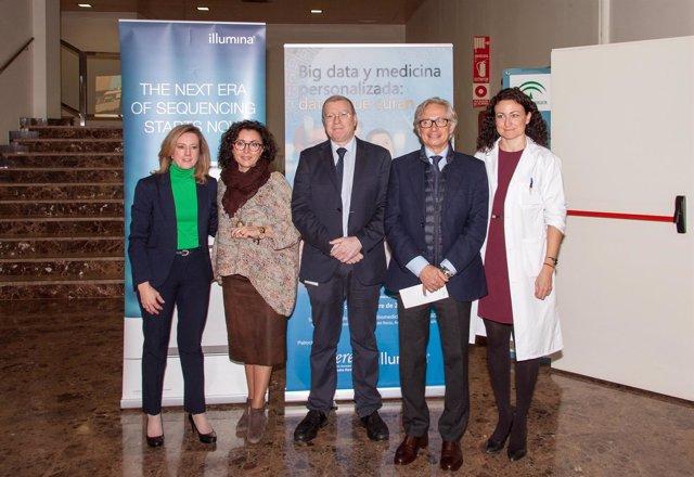 El big data clínico centra unas jornadas en el Instituto de Biomedicina