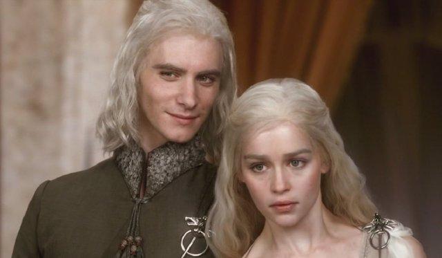 Los hermanos Targaryen