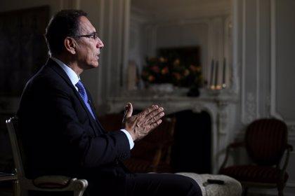 Vizcarra asegura que Perú y Chile buscan un desarrollo de energías limpias para un futuro intercambio