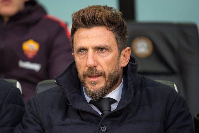 Soccer: Serie A - Udinese v Roma