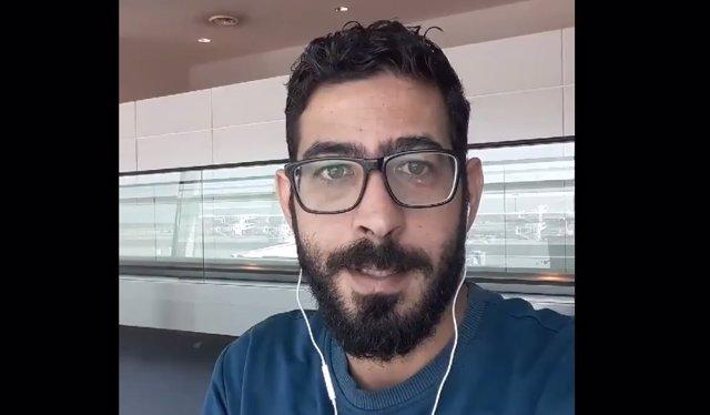 Un sirio denuncia que lleva atrapado un mes en el aeropuerto de Kuala Lumpur