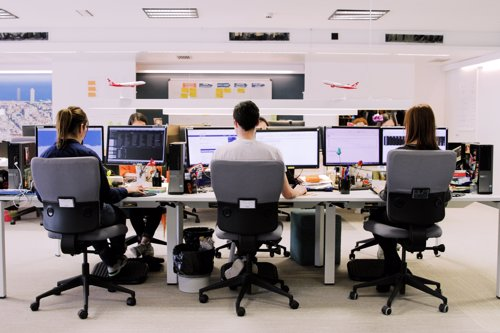 Nuevas oficinas de eDreams Odigeo