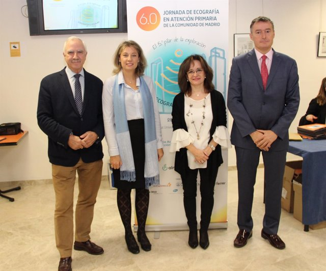 VI Jornada de la Ecografía en AP de la Comunidad de Madrid