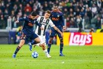 FOOTBALL - UEFA CHAMPIONS LEAGUE - JUVENTUS v VALENCIA