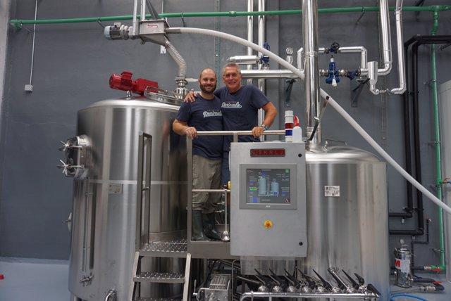 cervecería península