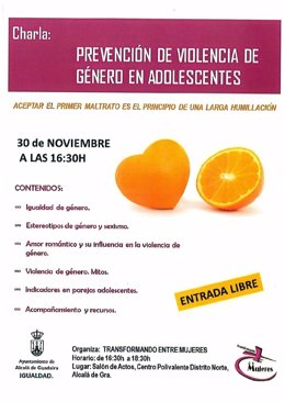 [Sevilla] Np Alcalá: Teatro Y Taller Contra Violencia Género Óptica Juvenil Esta