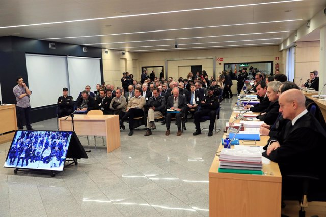 Arranca el juicio por la salida a bolsa de Bankia en la Audiencia Nacional