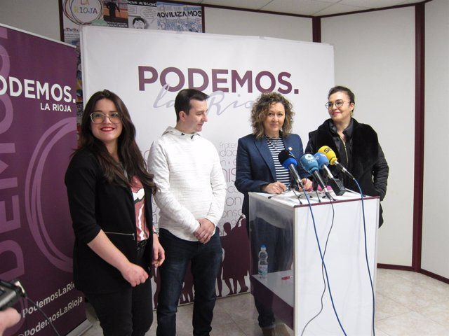 Candidatura Sumanos por Logroño