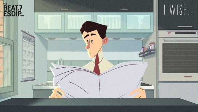 El corto de animación 'I wish...Û, preseleccionado para los Goya
