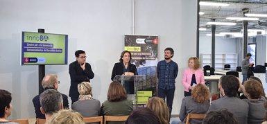 Barcelona inaugura al Poblenou el nou centre per a la innovació socioeconòmica innoBA (Europa Press)