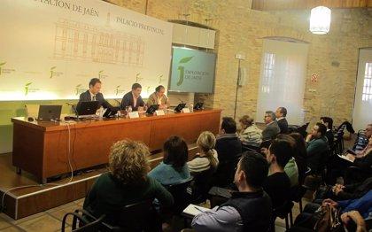 La Diputación de Jaén organiza una jornada con empresarios sobre la nueva Ley de Contratos del Sector Público
