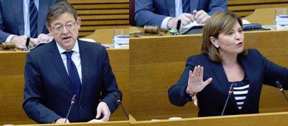 """Bonig envía una carta a Puig para que """"ni un solo céntimo de los valencianos vaya a entidades separatistas"""""""