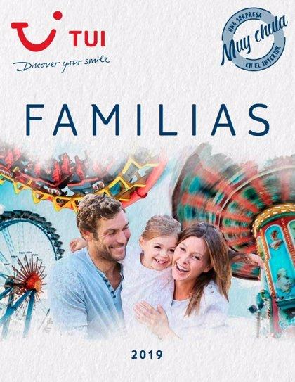 TUI publica una nueva edición de su catálogo de viajes para familias