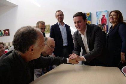 """Maroto dice que el PP """"es la única alternativa sin riesgo"""" frente a VOX o Ciudadanos para cambiar """"40 años de régimen"""""""