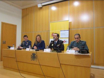 Extremadura celebra el 40º aniversario de la Constitución con homenajes a la bandera o un concierto de música militar