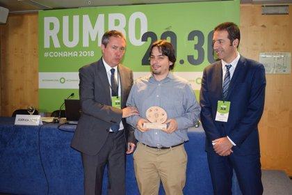 El Ayuntamiento recibe un premio nacional por el proceso de participación ciudadana en el Bulevar de Santullano
