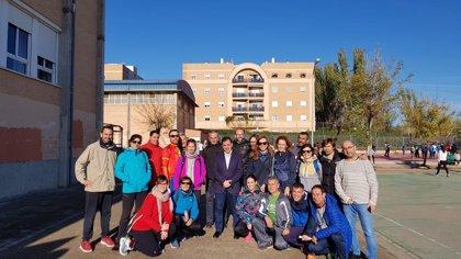 La Junta destaca la importancia de la actividad física en los centros para el desarrollo integral de los alumnos