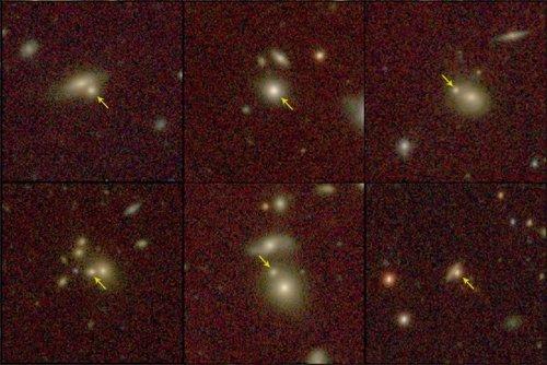 Galaxias ultracompactas masivas