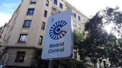 Una asociación de automovilistas recurre ante el TSJM la ordenanza municipal que regula Madrid Central