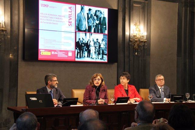 Presentación del curso sobre Itálica en la UIMP