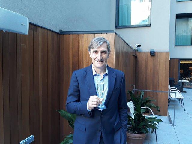 Javier Pagés, presidente del Consejo Regulador del Cava