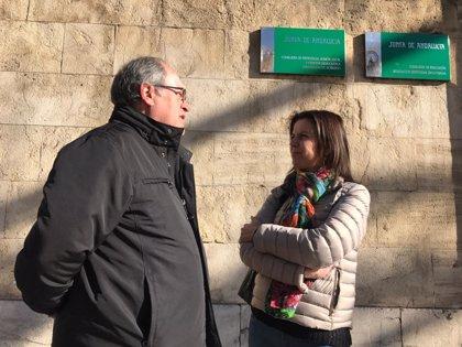 """El PP de Granada acusa a Susana Díaz de """"no dar la cara"""" ante la condena por el caso Nevada"""