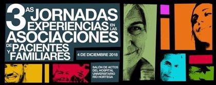 El Río Hortega de Valladolid acoge el día 4 las Jornadas de Experiencias de Asociaciones de Pacientes y Familiares