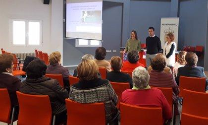 Asociaciones de mujeres participan en Fuerte del Rey (Jaén) en un taller para sensibilizar contra la explotación sexual