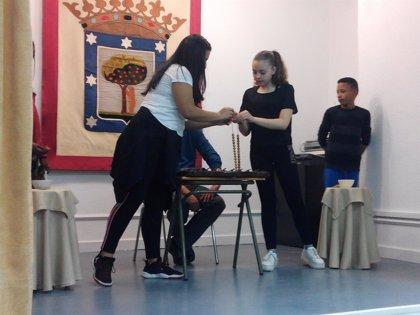 Ilusión y nervios, entre los niños de San Ildefonso que ya 'entrenan' sus voces para el Sorteo de la Lotería de Navidad