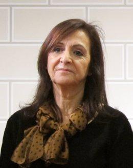 La delegada del Gobierno en Aragón, Carmen Sánchez, en un acto este miércoles