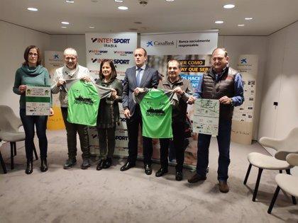 La XXXVI San Silvestre de Pamplona aspirar a superar los 6.000 participantes