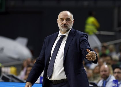 """Laso ve """"el rebote"""" y las pérdidas"""" como claves ante CSKA"""