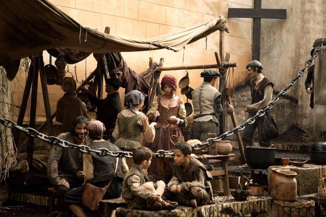 La ruta de la peste viaja a la Sevilla del siglo XVI