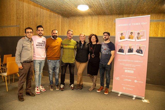 Presentación Campaña CESIDA Gilead_media