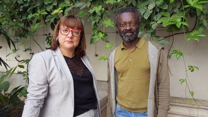 Bel Busquets y Guillem Balboa visitan a Junqueras y a Romeva a la cárcel de Lledoners en Cataluña