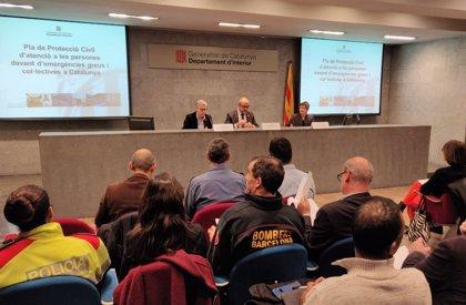 La Generalitat impulsa una mejora en la atención a víctimas de grandes emergencias