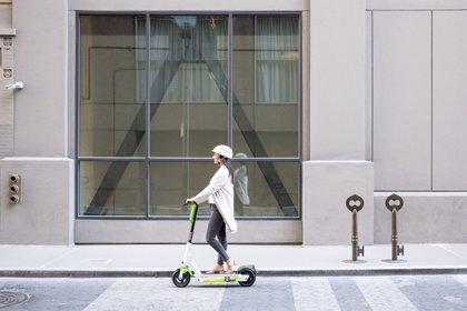 Los patinetes eléctricos de la empresa Lime comienzan a operar este miércoles en Málaga