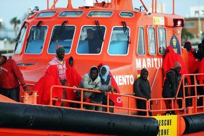 Hallan tres cadáveres en el mar y aumentan a más de 500 el número de personas rescatadas en Alborán