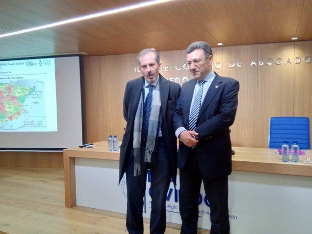 Francisco Lara y José María Conejo