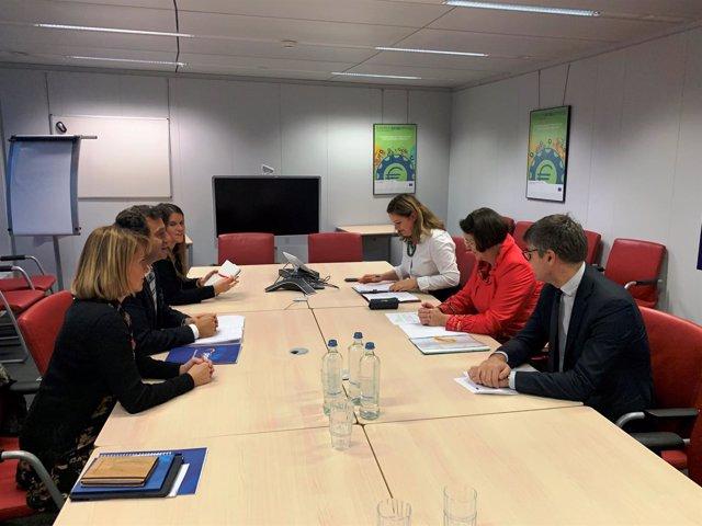 Company en Bruselas