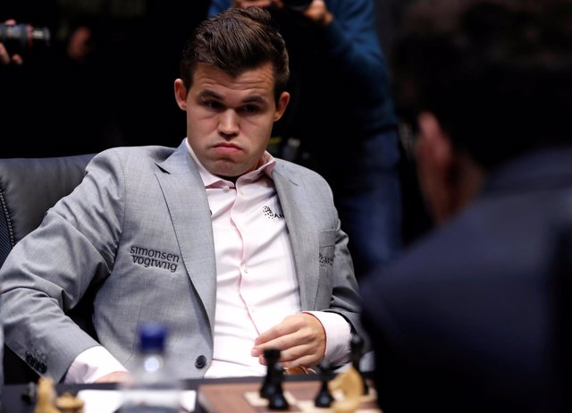 El noruego Magnus Carlsen