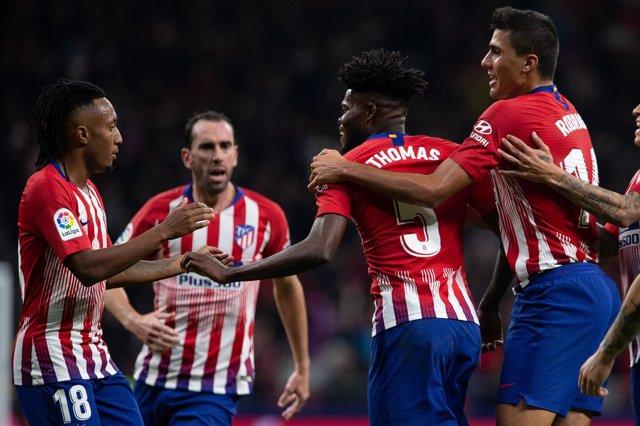 Soccer: La Liga - Atletico de Madrid v Athletic Club