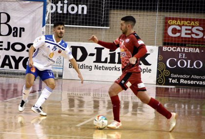 ElPozo Murcia se clasifica para la Copa de España tras derrotar al Zaragoza
