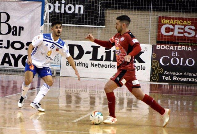 ElPozo Murcia se mide al Fútbol Emotion