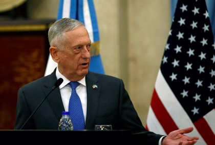 """Mattis dice que el incidente en el estrecho de Kerch demuestra que """"no se puede confiar"""" en Rusia"""