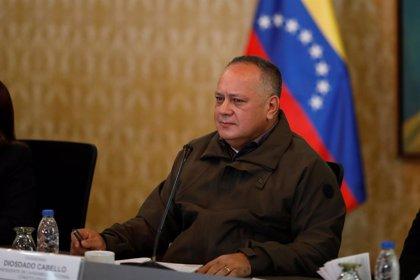 """El presidente de la Asamblea Constituyente de Venezuela asegura que está """"herido"""" por el caso del extesorero Andrade"""