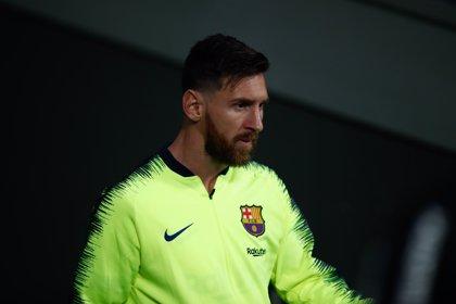 """Messi: """"Siempre estamos preparados, después el año es muy largo"""""""